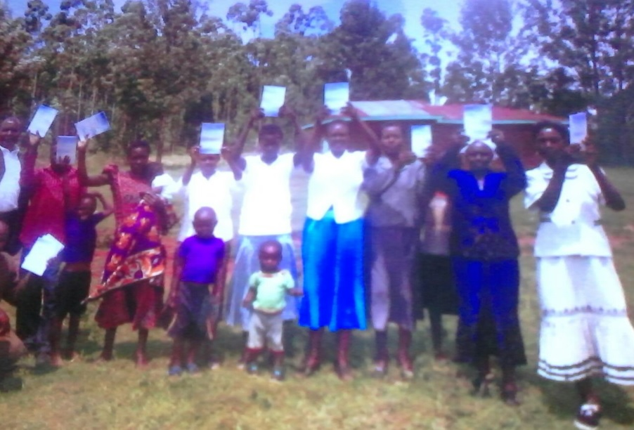 First Understand God's Will Church in Western Kenya
