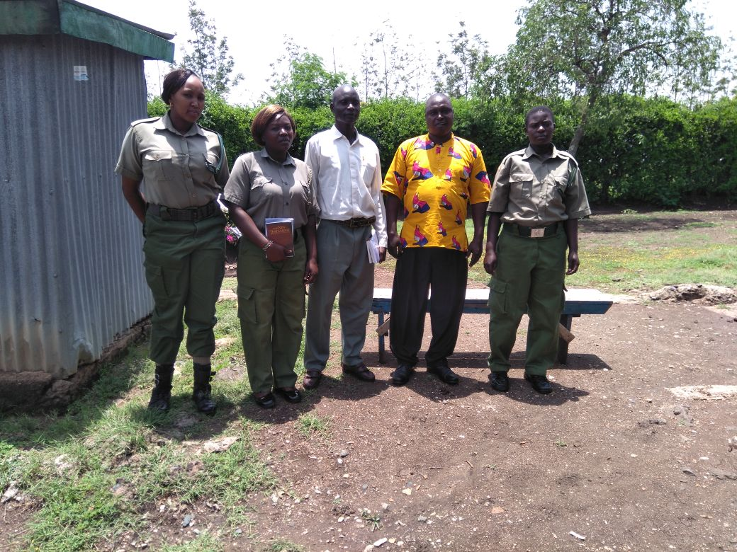 Over 1000 prisoners in Kenya accept Christ into their hearts